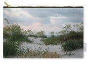 Dune Sea Oats Carry-all Pouch