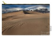 Dunes Ripples And Clouds Carry-all Pouch