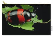 Dung Beetle Panama Carry-all Pouch