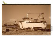 Dungeness Fishing Boats Carry-all Pouch