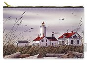 Dungeness Lighthouse Carry-all Pouch