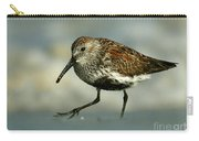 Dunlin On The Hunt Carry-all Pouch
