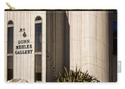 Dunn Mehler Gallery Carry-all Pouch