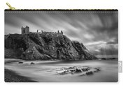 Dunnottar Castle 2 Carry-all Pouch by Dave Bowman
