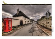 Dunsford Village Carry-all Pouch