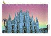 Duomo Di Milano Carry-all Pouch