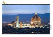 Duomo Firenze Carry-all Pouch