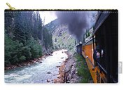 Durango To Silverton Carry-all Pouch