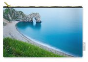 Durdle Door In The Evening Carry-all Pouch