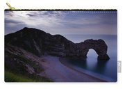 Durdle Door Under A Moonlit Sky Carry-all Pouch