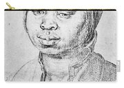 Durer Slave Woman, 1521 Carry-all Pouch