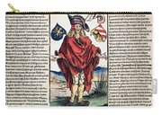 Durer: Syphilitic, 1496 Carry-all Pouch