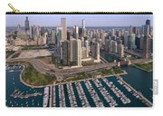 Dusable Harbor Chicago Carry-all Pouch