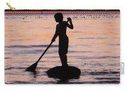Dusk Float - Sunset Art Carry-all Pouch