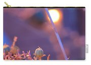 Dusk Flowers Carry-all Pouch