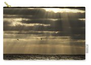 Dusk On Pacific Carry-all Pouch
