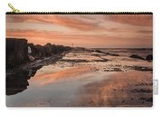 Dusk On The North Jetty Carry-all Pouch