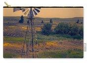 Dusk On The Prairie Carry-all Pouch