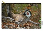 Dusky Grouse Cock Carry-all Pouch