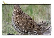 Dusky Grouse Dendragapus Obscurus Hen Carry-all Pouch