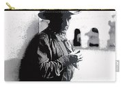 Dustin Farnum On  Set Of Light Of The Western Stars  Las Moros Ranch Southern Arizona 1918-2013  Carry-all Pouch