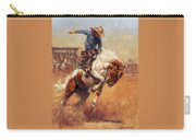 Dusty Bronc Carry-all Pouch
