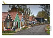 Dutch Shops On Windmill Island In Holland Michigan Carry-all Pouch