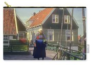 Dutch Traditional Dress Carry-all Pouch