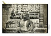 Dvarapala At Banteay Srey Carry-all Pouch