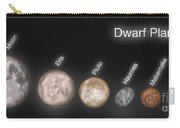 Dwarf Planets, Illustration Carry-all Pouch