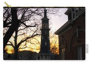 Dwight Windmill At Sunset Carry-all Pouch