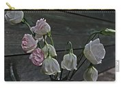 Dying Grieving Flowers Carry-all Pouch