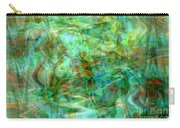 Dynamic Abstract Art Carry-all Pouch