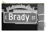 E Brady St Carry-all Pouch