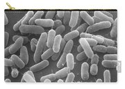 E. Coli Bacteria Sem X25,000 Carry-all Pouch