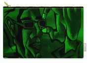 E Vincent Green Carry-all Pouch