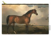 Eagle - A Celebrated Stallion Carry-all Pouch