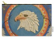 Spirit Of Sacred Healing - Mi Gi Si' Carry-all Pouch
