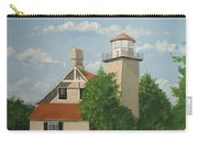Eagle Bluff Lighthouse Wisconsin Carry-all Pouch