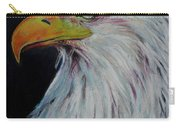 Eagle Eye Carry-all Pouch by Jeanne Fischer