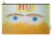 Eagle Eyes Of Love Carry-all Pouch