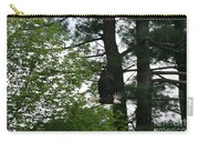 American Bald Eagle Flight On Roseland Lake  Carry-all Pouch