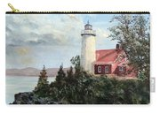 Eagle Harbor Light Carry-all Pouch
