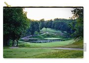 Eagle Knoll - Hole Fourteen From The Tees Carry-all Pouch