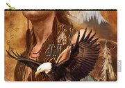 Eagle Montage Carry-all Pouch