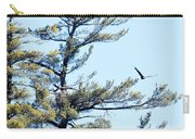 Eagle Nest Carry-all Pouch