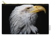 Eagle Portrait II Carry-all Pouch