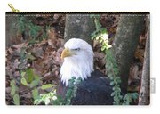 Eagle Pose Carry-all Pouch