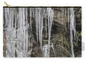 Eagle Rock Icicles Carry-all Pouch