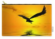 Eagle Sunset Carry-all Pouch
